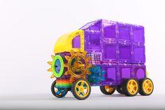 Magbot S.T.E.A.M Set transformer the TRUCK