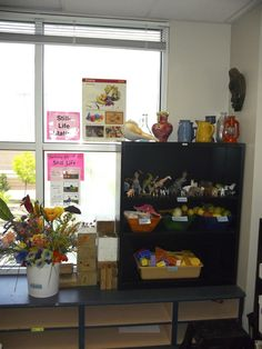 The Awakened Artist: A Choice-Based Art Classroom: The Start of the 2013-2014 School Year: Centers Get a Makeover!