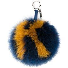Fendi fox fur charm 25 liked on polyvore featuring jewelry fendi ab charm k bag charm 600 liked on polyvore featuring aloadofball Images