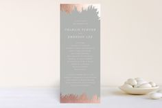 Gold Brush by Baumbirdy at minted.com
