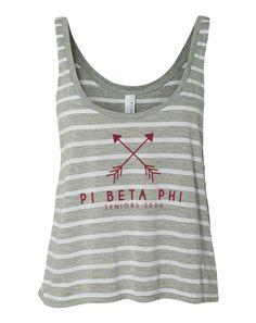 Pi Beta Phi  | Sorority  www.adamblockdesign.com