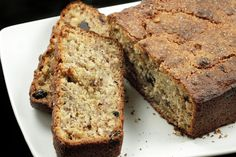 Blueberry Oat Banana Bread with Pecans from @Chef Dennis -  {A Culinary Journey}