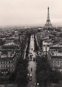 The First Time I Saw Paris by Peter Miller