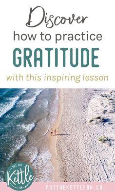 Gratitude changes ev