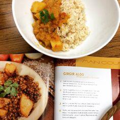 ターメリックとチリで出来るパキスタン料理 Brown Lentils, Chana Masala, Risotto, Grains, Cooking, Ethnic Recipes, Food, Cucina, Kochen