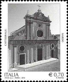 2013 - Patrimonio artistico e culturale italiano - Cattedrale di Nardò
