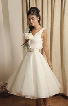 robe mariee courte - Robe Liza Meryl Suissa 2014 - La Fiancée du Panda Blog Mariage & Lifestyle