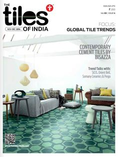 THE TILES OF INDIA Magazine Is An Print Magazine Cum Online News Portal  That Reaches Out