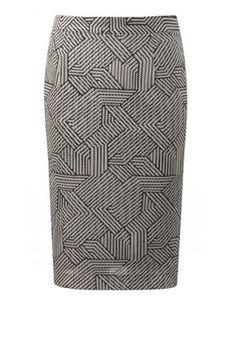 fever oxford pencil skirt #great #gatsby style : #lovewearyoulive