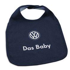 Genuine Volkswagen Das Baby Bib - Blue Volkswagen,http://www.amazon.com/dp/B00CTAQ8T6/ref=cm_sw_r_pi_dp_t89Msb03BGVVN63M