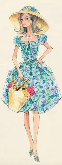 Afbeeldingsresultaat voor barbie sketch robert best