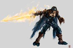 Soul Reaver RAZIEL by xnaxox.deviantart.com
