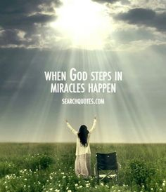 When God steps in, miracles happen.when we worship Jesus he inhabits our praise Bible Scriptures, Bible Quotes, Godly Qoutes, Scripture Art, Faith Quotes, Psalm 143 8, Images Bible, Show Me The Way, Godly Woman