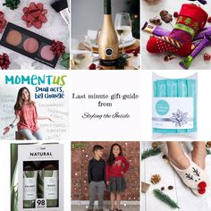 Styling The Inside holiday gift-guide for the last-minute shopper Holiday Gift Guide, Holiday Gifts, Days Until Christmas, Last Minute Gifts, 10 Days, Natural Hair Styles, Children, Boys, Days Before Christmas