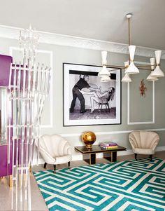 El piso perfecto decorado por Living Pink (y van dos) · A perfect apartment by Living Pink (another one)