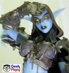 Sylvannas Windrunner Action Figure Review