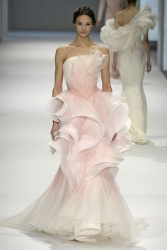 To magnificent! Dreaming of owning and wearing out! So feminine, so pretty!