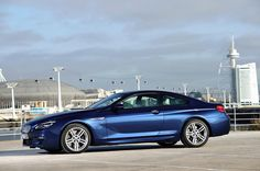 BMW 6 Series Coupe (F13) model - http://autotras.com