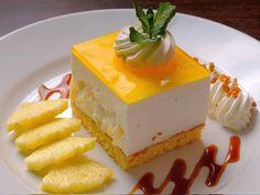 Gustoe Recepty | WE ♥ CAKES Love Cake, Cheesecake, Treats, Apple, Healthy, Sweet, Recipes, Food, Cakes