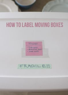 Moving Tips & Tricks To Stay Organized - I Heart Nap Time : Moving tips {how to stay organized} I Heart Nap Time Moving Home, Moving Day, Moving Tips, Moving Hacks, Packing To Move, Packing Tips, Move On Up, Big Move, Organizing For A Move