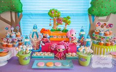 Lalaloopsy Birthday Party by Dolce Designs   Dolce Designs