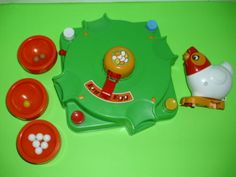 """when we moved, this game turned """"on"""" and clucked the whole way from one house to the next (2 hours)....loved this game."""