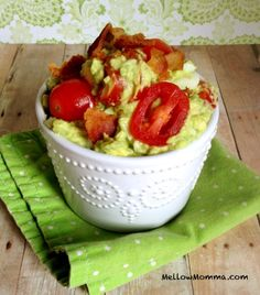 Avocado Egg Salad #paleorecipes
