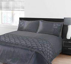 Embellished Sequin Panel Glitz Zara Double Duvet Bedding ... https://www.amazon.co.uk/dp/B01D4OW2N6/ref=cm_sw_r_pi_dp_A1Zzxb7Q3R62S