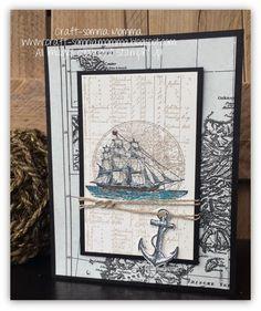Set Sail on the Open Sea ~ by Breelin Renwick | Craft-somnia Momma