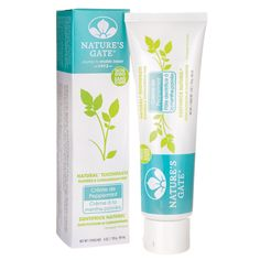 I don't mind this different toothpaste.  Feels minty and cleans well!