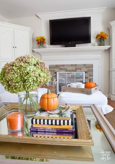 Finding Fall Home Tour 2015