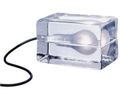 """Harri Koskinen """"Block Lamp"""" for Design House Stockholm."""