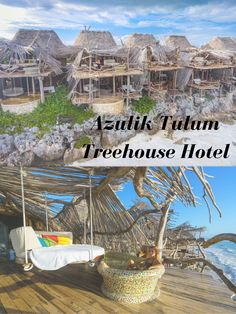 Azulik Tulum - Treehouse Hotel Review