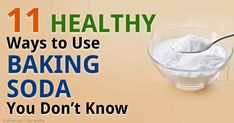 Baking soda is not only used for whitening your teeth, it also has numerous health and hygiene benefits that you can take advantage of, too. http://articles.mercola.com/sites/articles/archive/2015/02/02/11-health-benefits-baking-soda.aspx