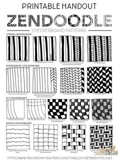 easy patterns to draw design your own pattern elements bible journaling pattern design. Black Bedroom Furniture Sets. Home Design Ideas