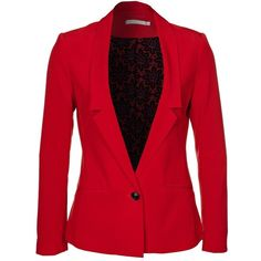 See u Soon Blazer ($80) ❤ liked on Polyvore