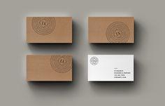 Identité Entrepreneurs Anonymes Business Card