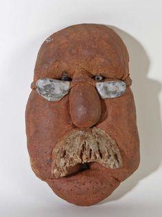 Arne Ranslet Mask For sale on German E+bay (Pharyah)