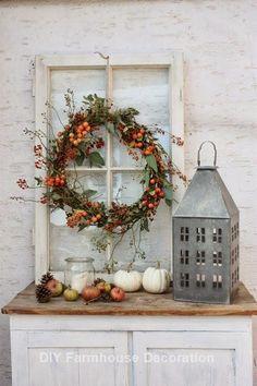 DIY Easy and Great Farmhouse Decor ideas #farmhouse #diydecor