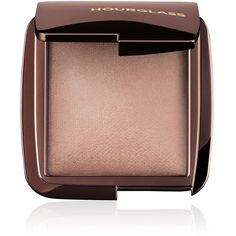 Hourglass Women's Mini Ambient® Lighting Powder (1.440 RUB) ❤ liked on Polyvore featuring beauty products, makeup, face makeup, face powder, beauty, colorless and hourglass cosmetics