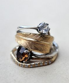 this stack of rings