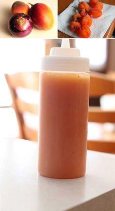 Mango and Peach Habanero Sauce