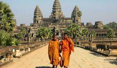 Voyage Cambodge 15 jours Code tour: CAM 01 Destination: Cambodge Durée: 15 jours-14 nuits Départ: Siem Reap Prix: Contactez-nous