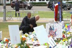 President Obama, Vice President Biden Honor Victims of Orlando N - Northern Michigan's News Leader