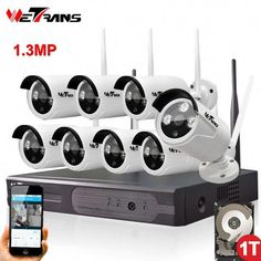 24 Best WiFi Kit Camera Security System Wistino images in