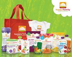 Happy Family Essentials #UltimateBabyShower
