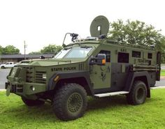 The 100 Club has graciously purchased a Lenco Bear Cat Armored Vehicle for the Texas DPS Region II Special Response Team (SRT), a division of the Texas Rangers. Police Vehicles, Armored Vehicles, Military Vehicles, Police Patrol, Police Cars, Cat Armor, Texas State Trooper, Lights And Sirens, Police Lights