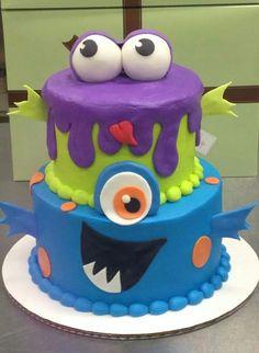 Monster Cake. Gigi's cupcakes Beaumont TX