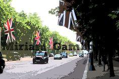 banderas Londres