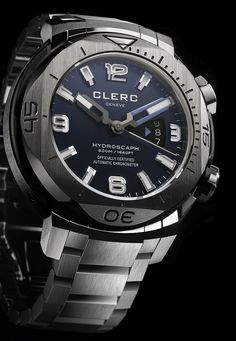 Clerc just recently released a new version of their excellent entry-level Hydroscaph H1 chronometer diver (you can see our review here). So what makes this model noteworthy...?